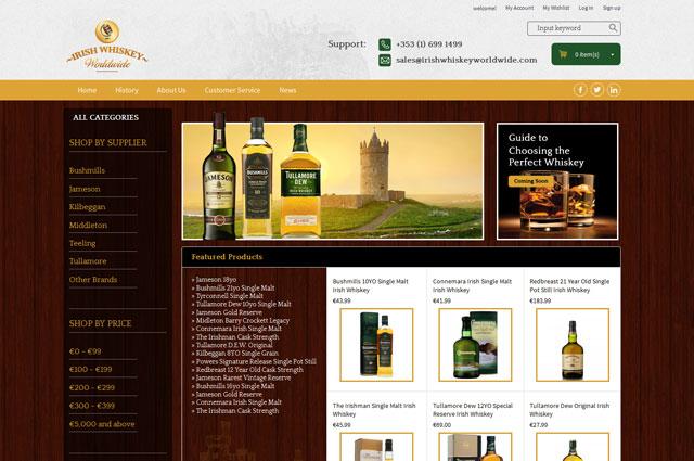 Irish Whiskey Worldwide